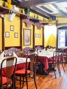 Restoran Tri Šešira Nova godina Kuda Veceras