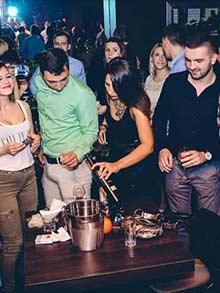 Impress Shisha Bar Matinee Nova godina Kuda Veceras