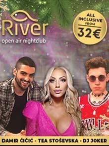 Splav River Nova godina Kuda Veceras