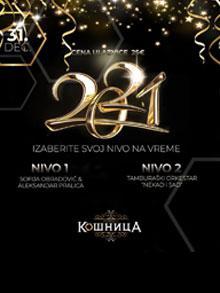 Restoran Košnica Nova godina Kuda Veceras