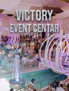Event centar Victory Nova godina Kuda Veceras