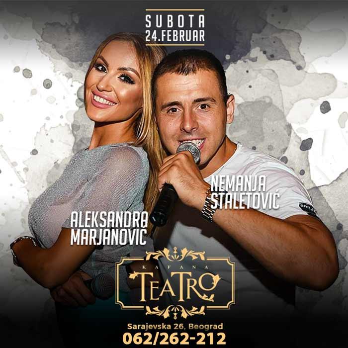 Kafana Teatro - SUBOTA