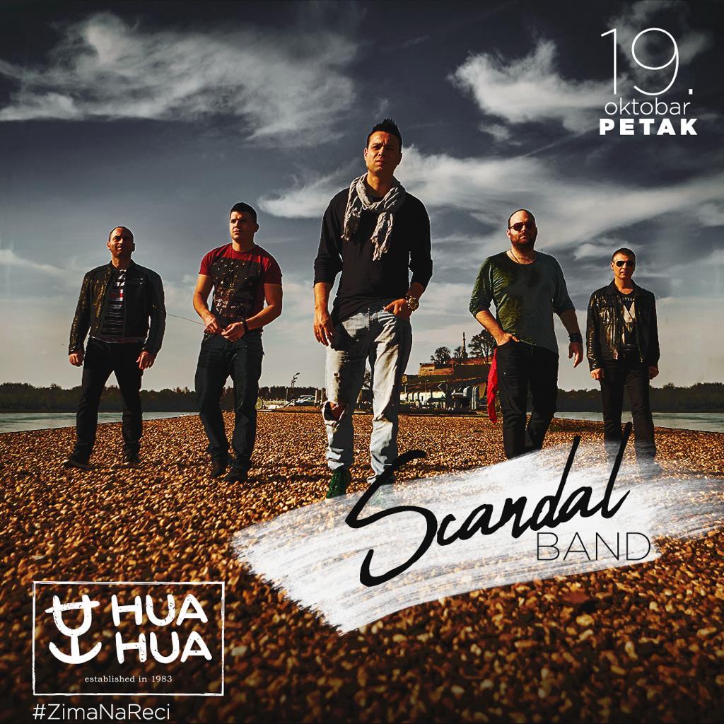 Splav Hua Hua - PETAK