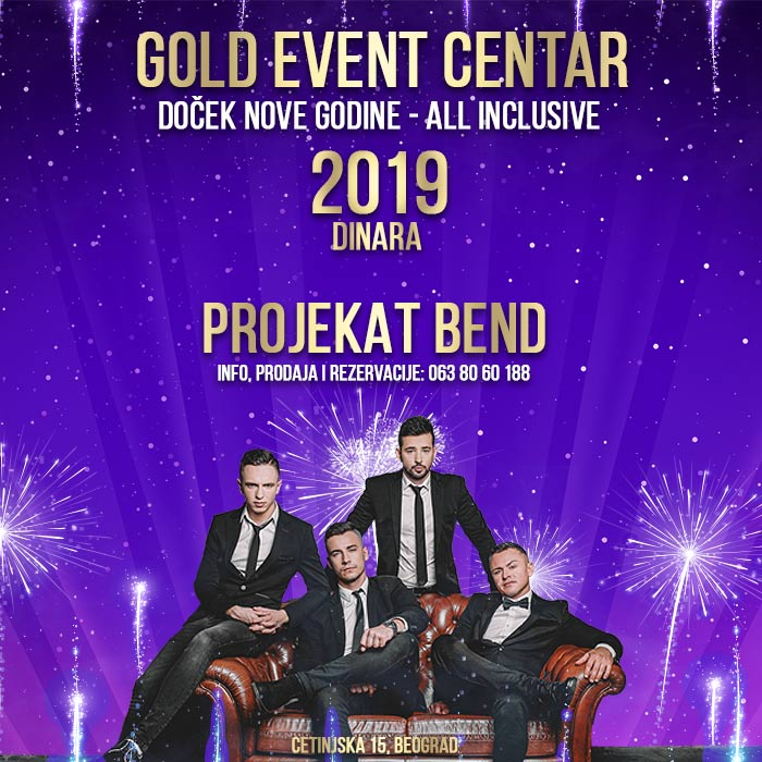 Gold Nova godina
