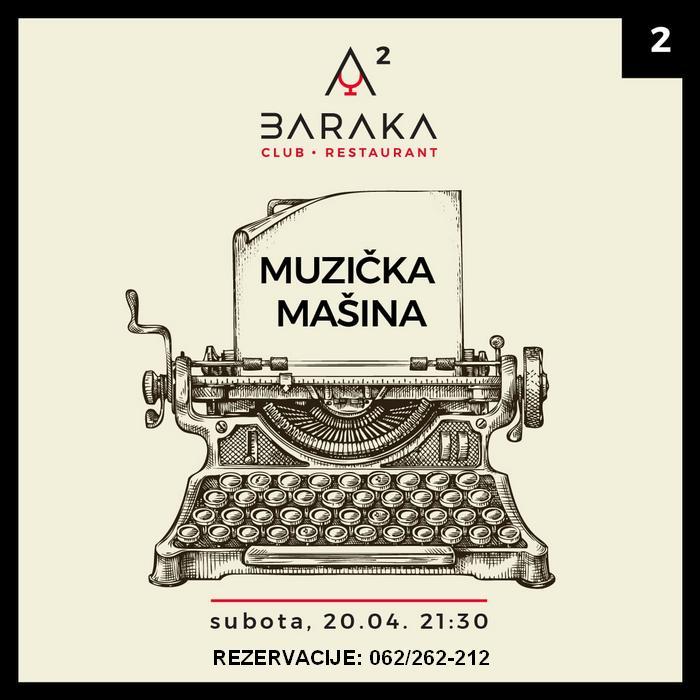 Baraka - SUBOTA