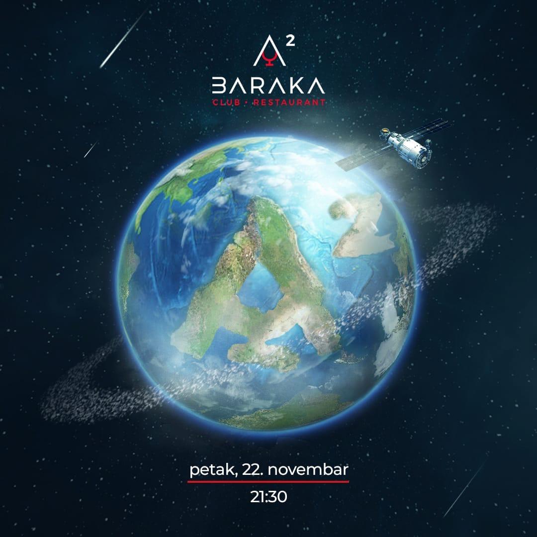 Baraka - PETAK