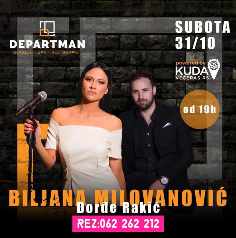 Departman - SUBOTA
