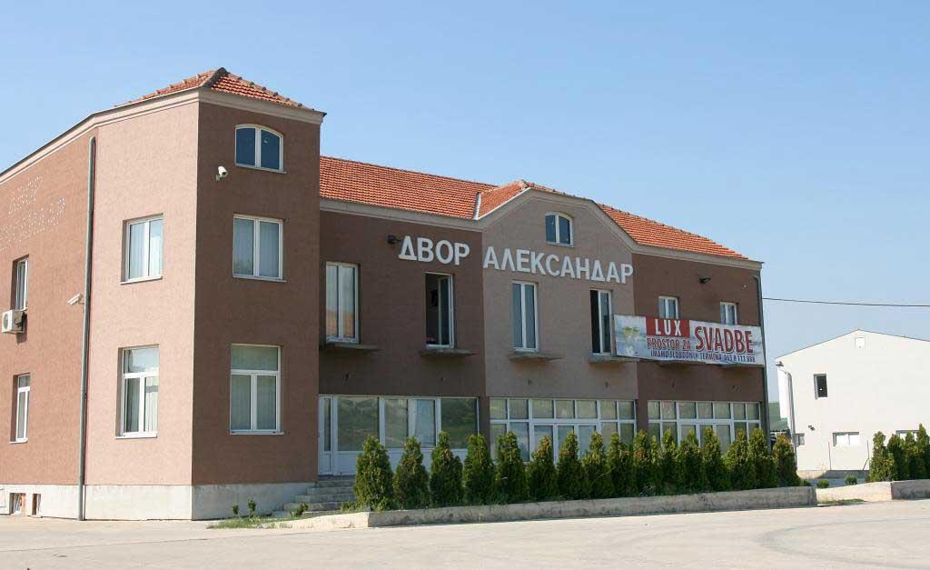 Dvor Aleksandar Lestane Tel 062 262 212